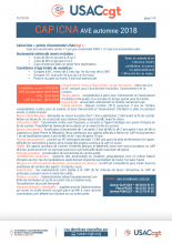 CAP ICNA : ICNA Additif N°2 AVE Mutation Campagne Automne 2018