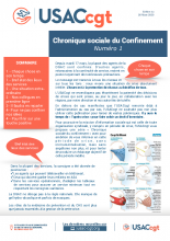 Chronique confinement n°1