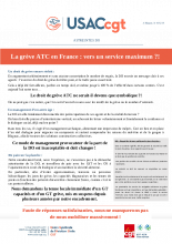 Astreintes DO et la grève ATC en France : vers un service maximum ?