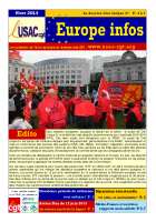 Journal Europe Hiver 2014