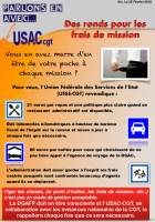 Frais de déplacement et de mission, attention !