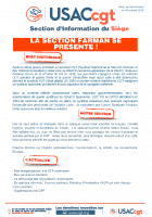 Pot de rentrée de la Section Farman